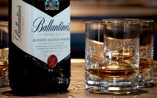Шотландский виски «Баллантайнс» (Ballantine's) — скотч №1 в Европе