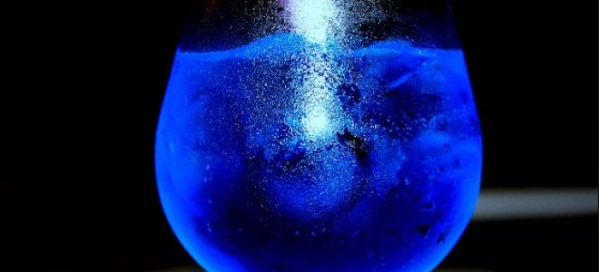 Ликер Блю Кюрасао (Blue Curacao)