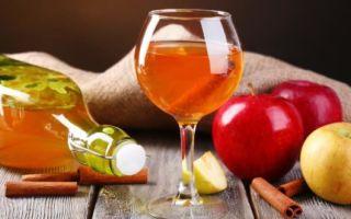 5 простых рецептов приготовления яблочного вина в домашних условиях