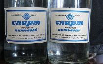 Делаем водку из спирта в домашних условиях