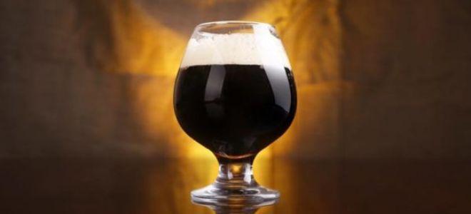 Особенное пиво Стаут (Stout)