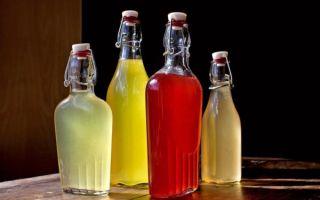 6 лучших рецептов ликеров из самогона в домашних условиях
