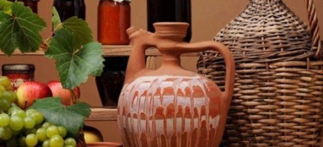 Вкусное вино из варенья в домашних условиях