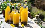 Как приготовить вино из одуванчиков — простой рецепт
